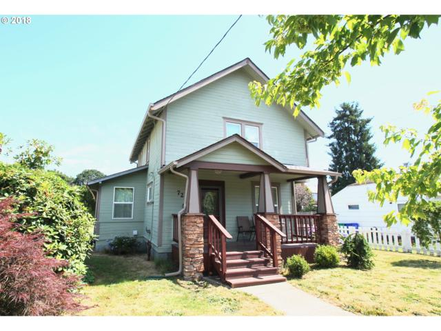 7207 N Syracuse St, Portland, OR 97203 (MLS #18542651) :: Next Home Realty Connection