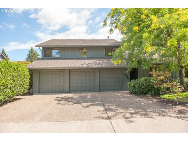 5480 NW Pondosa Dr, Portland, OR 97229 (MLS #18546115) :: Hatch Homes Group