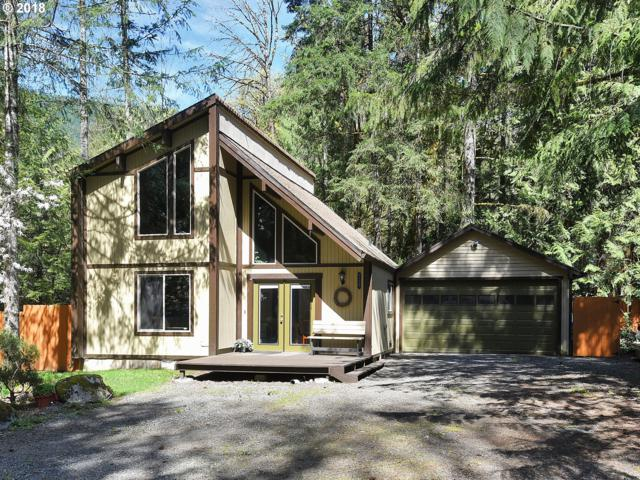 64687 E Sandy River Ln, Rhododendron, OR 97049 (MLS #18546120) :: McKillion Real Estate Group