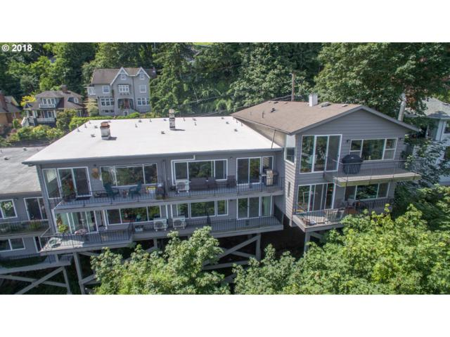 1507 SW Hall St A, Portland, OR 97201 (MLS #18547189) :: Cano Real Estate