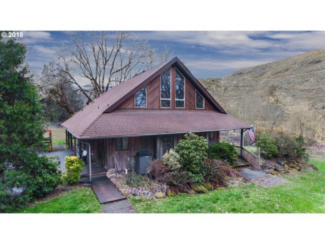 9740 Upper Olalla Rd, Winston, OR 97496 (MLS #18547697) :: Keller Williams Realty Umpqua Valley