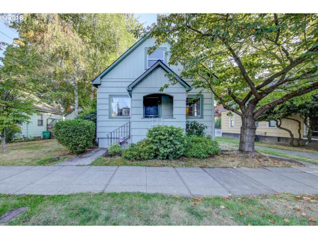 932 SE Miller St, Portland, OR 97202 (MLS #18547978) :: Portland Lifestyle Team