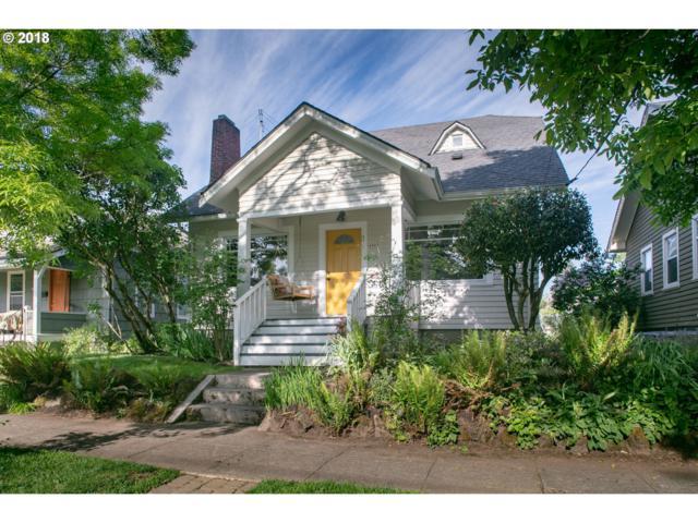 4903 NE 32ND Pl, Portland, OR 97211 (MLS #18548299) :: The Sadle Home Selling Team