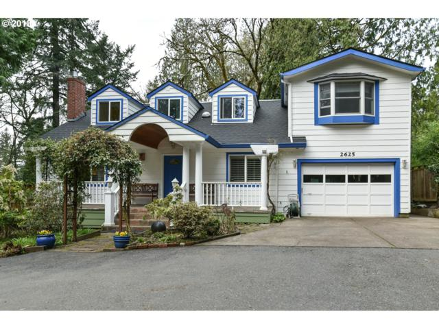 2625 SW 87TH Ave, Portland, OR 97225 (MLS #18548300) :: Next Home Realty Connection