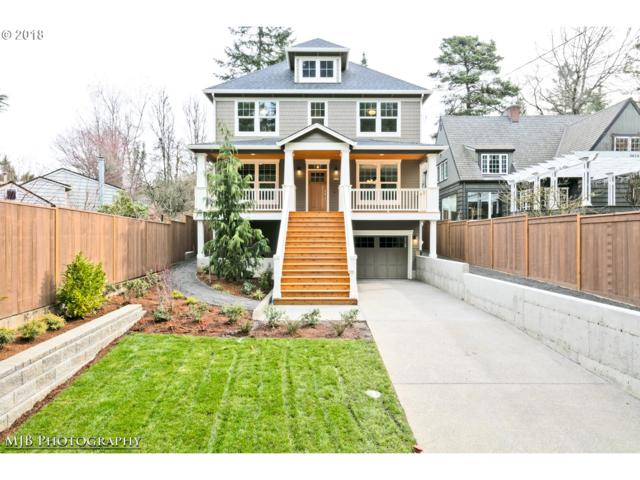 5608 SW 42ND Ave, Portland, OR 97221 (MLS #18548905) :: Hatch Homes Group