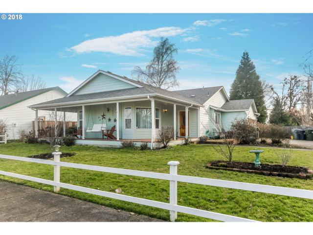1687 W 15TH Ave, Junction City, OR 97448 (MLS #18549983) :: Team Zebrowski