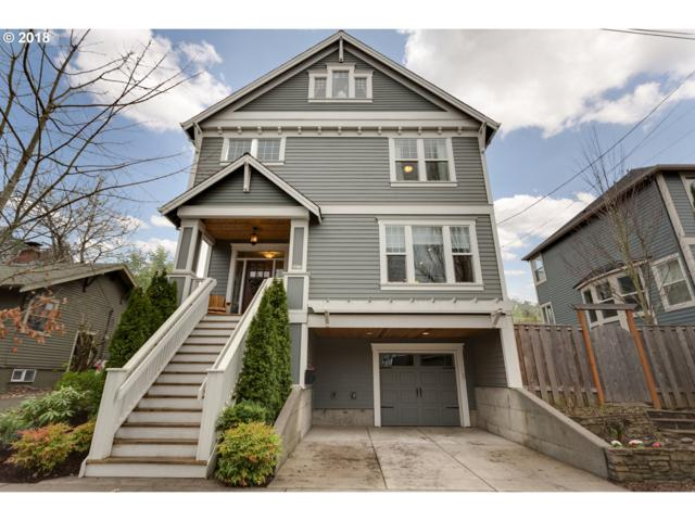 8815 SE 16TH Pl, Portland, OR 97202 (MLS #18550052) :: Next Home Realty Connection