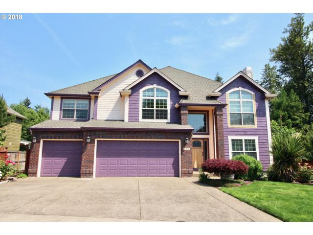 2421 Violet Ave NW, Albany, OR 97321 (MLS #18550271) :: Portland Lifestyle Team