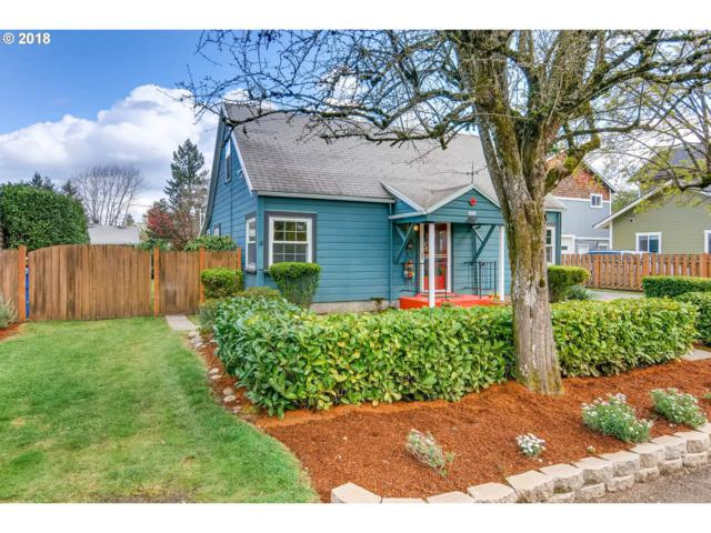 6916 SE 63RD Ave, Portland, OR 97206 (MLS #18550660) :: The Dale Chumbley Group