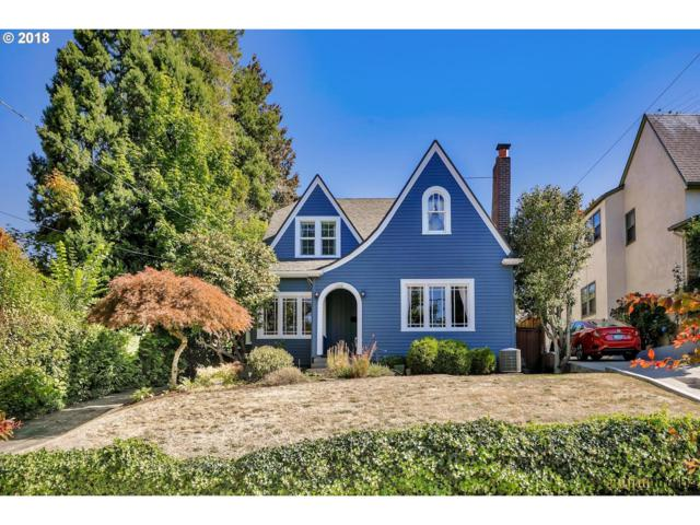 7322 SE 29TH Ave, Portland, OR 97202 (MLS #18551214) :: Realty Edge
