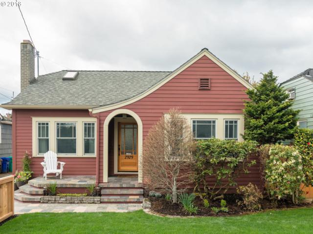 2929 NE 33RD Ave, Portland, OR 97212 (MLS #18551518) :: The Sadle Home Selling Team