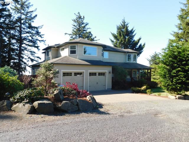 150 NE 56TH St, Newport, OR 97365 (MLS #18552361) :: Song Real Estate