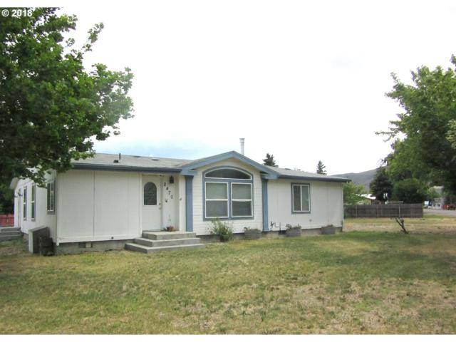 2470 20TH St, Baker City, OR 97814 (MLS #18552819) :: Keller Williams Realty Umpqua Valley