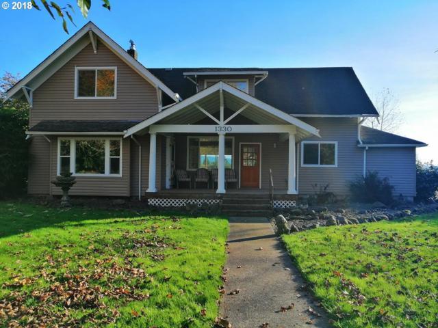 1330 Wilson River Loop, Tillamook, OR 97141 (MLS #18553104) :: Hatch Homes Group