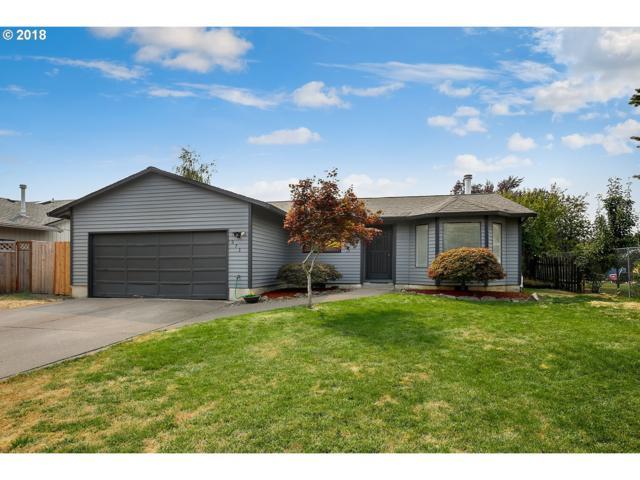 673 NE Country Club Ave, Gresham, OR 97030 (MLS #18553340) :: Matin Real Estate