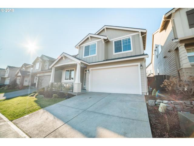 3641 NE Sitka Dr, Camas, WA 98607 (MLS #18553399) :: Cano Real Estate