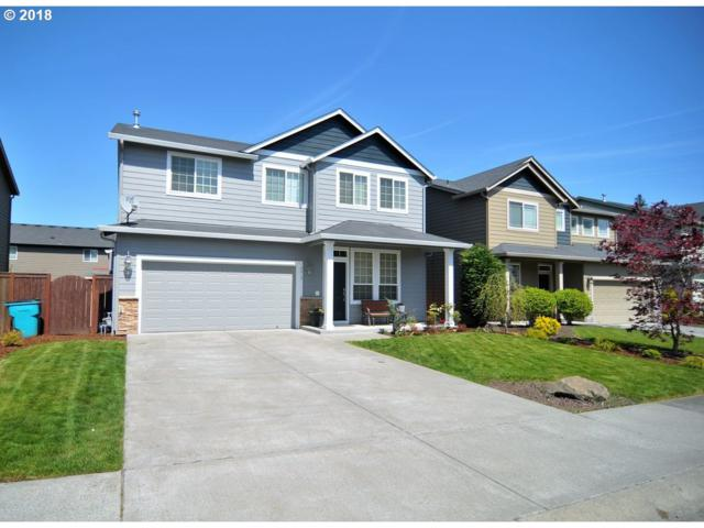 4414 NE 102ND St, Vancouver, WA 98686 (MLS #18553748) :: Song Real Estate