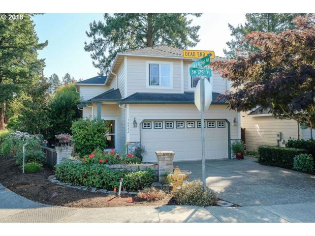 16932 SW 125TH Pl, Tigard, OR 97224 (MLS #18553952) :: The Sadle Home Selling Team