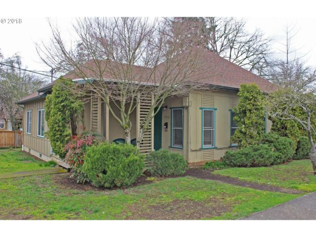 993 E 20TH Ave, Eugene, OR 97405 (MLS #18554119) :: Song Real Estate