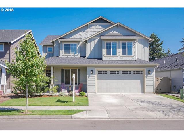 14306 NE 101ST Way, Vancouver, WA 98682 (MLS #18554649) :: Beltran Properties at Keller Williams Portland Premiere