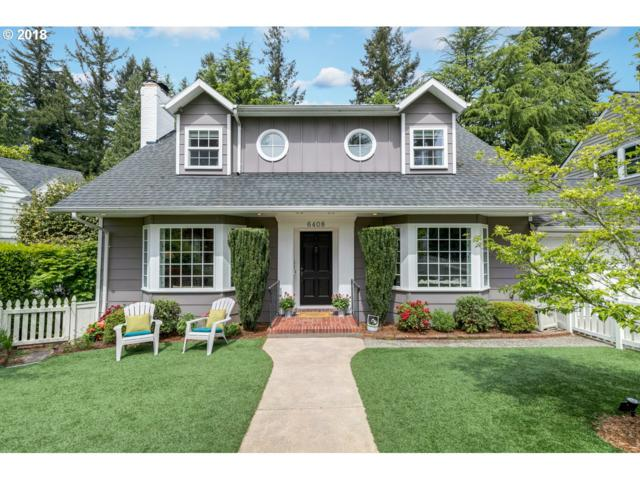 6408 SW Burlingame Pl, Portland, OR 97239 (MLS #18554725) :: Premiere Property Group LLC