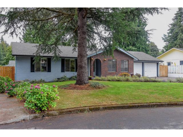 8205 NE 92ND Cir, Vancouver, WA 98662 (MLS #18554788) :: Next Home Realty Connection