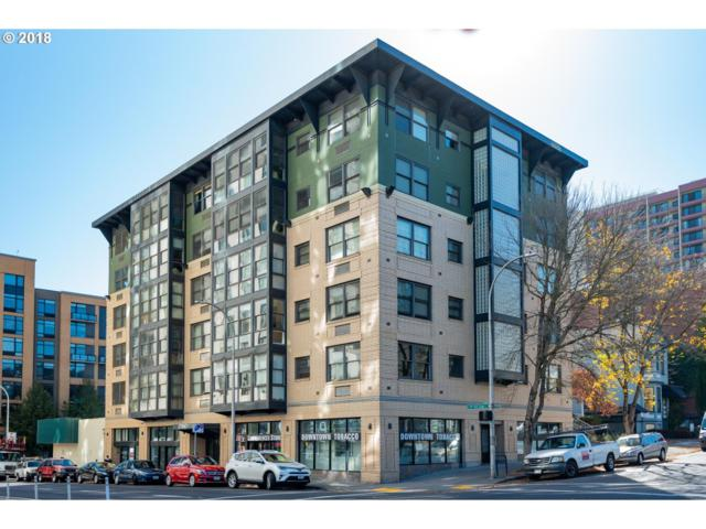 1134 SW Jefferson St #402, Portland, OR 97201 (MLS #18554954) :: Hatch Homes Group