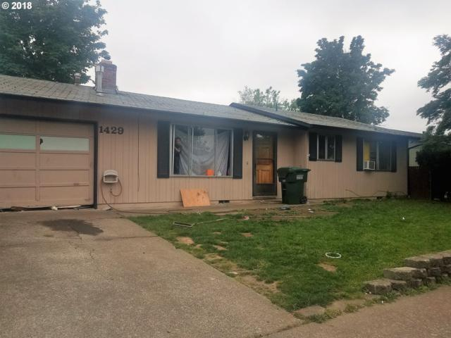 1429 NE La Mesa Ave, Gresham, OR 97030 (MLS #18555085) :: Change Realty