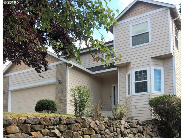 1230 E Pioneer Loop, La Center, WA 98629 (MLS #18555422) :: Fox Real Estate Group