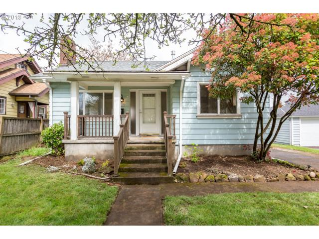 1407 N Russet St, Portland, OR 97217 (MLS #18555690) :: The Dale Chumbley Group