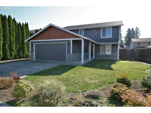 5911 NE 98TH St, Vancouver, WA 98665 (MLS #18555741) :: Portland Lifestyle Team