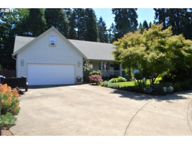 975 S 55TH Pl, Springfield, OR 97478 (MLS #18555784) :: Harpole Homes Oregon