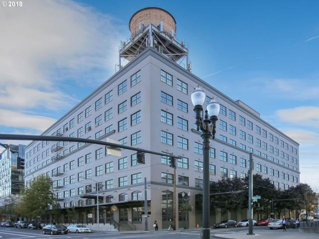 1420 NW Lovejoy St #505, Portland, OR 97209 (MLS #18556183) :: Portland Lifestyle Team