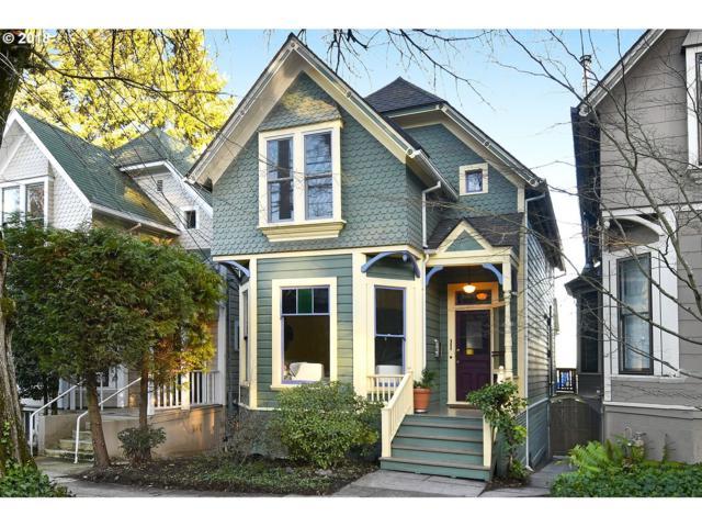 3828 SW Corbett Ave, Portland, OR 97239 (MLS #18556209) :: Matin Real Estate