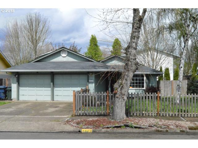 4842 Camellia St, Springfield, OR 97478 (MLS #18556286) :: Harpole Homes Oregon