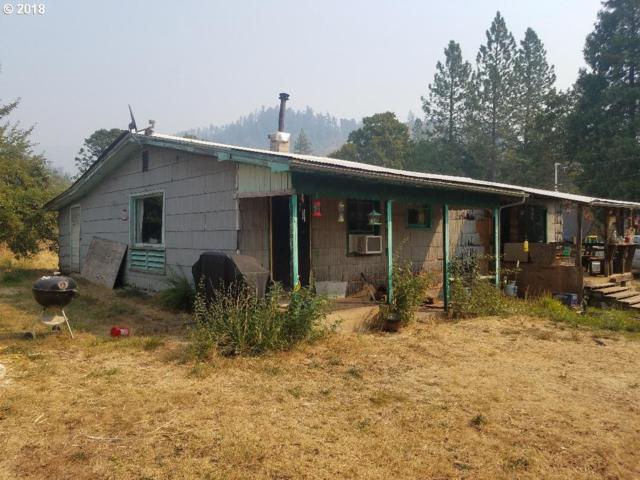 34674 Tiller Trail Hwy, Tiller, OR 97484 (MLS #18556359) :: Fox Real Estate Group