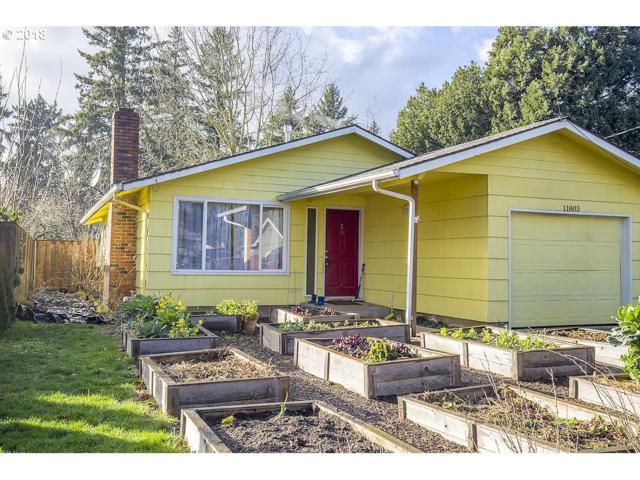 11803 SE Beckman Ave, Milwaukie, OR 97222 (MLS #18556843) :: McKillion Real Estate Group