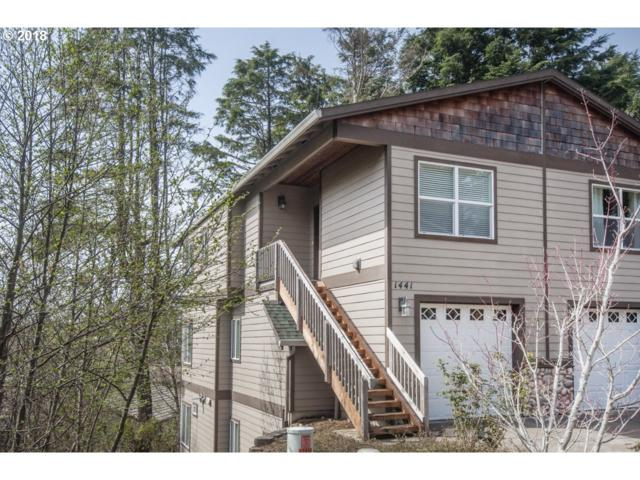 1441 SE Marine Ave, Lincoln City, OR 97367 (MLS #18556922) :: Song Real Estate