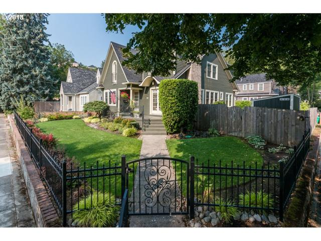 2910 NE 42ND Ave, Portland, OR 97213 (MLS #18557019) :: The Sadle Home Selling Team
