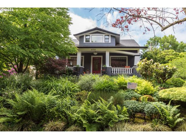 4104 SE Pine St, Portland, OR 97214 (MLS #18557312) :: The Sadle Home Selling Team