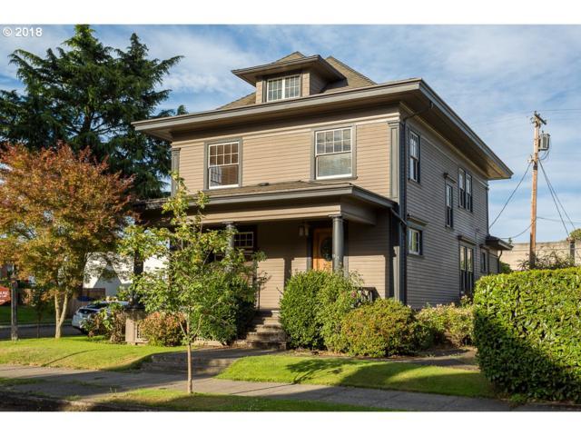 1915 Washington St, Vancouver, WA 98660 (MLS #18557503) :: The Dale Chumbley Group
