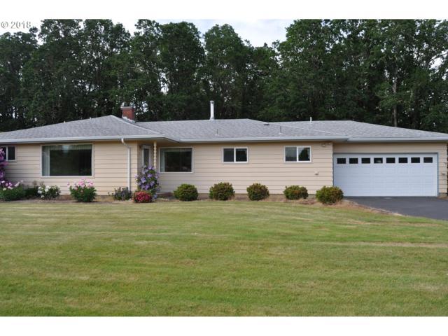 24837 Suttle Rd, Elmira, OR 97437 (MLS #18557878) :: R&R Properties of Eugene LLC