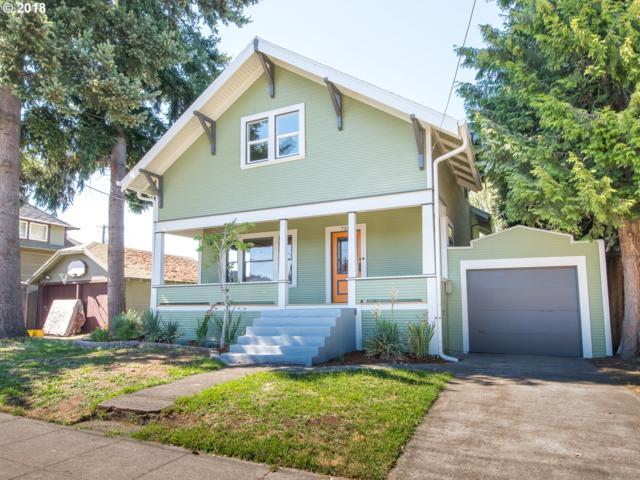 721 N Stafford St, Portland, OR 97217 (MLS #18558077) :: Beltran Properties at Keller Williams Portland Premiere