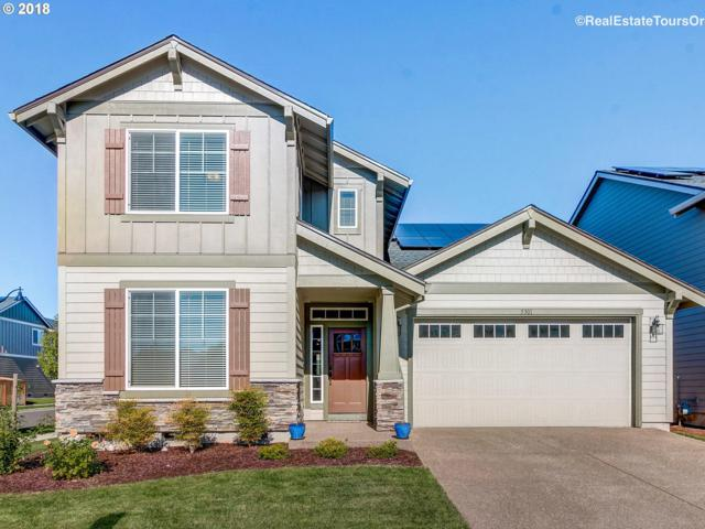 5301 SE Thornapple St, Hillsboro, OR 97123 (MLS #18558358) :: McKillion Real Estate Group