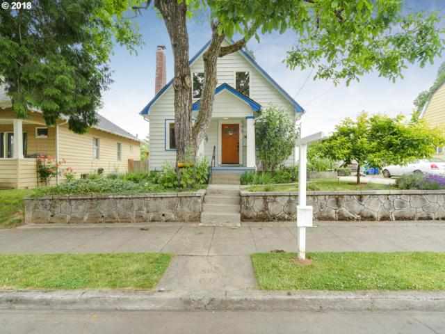 9036 N Tioga Ave, Portland, OR 97203 (MLS #18558508) :: Next Home Realty Connection