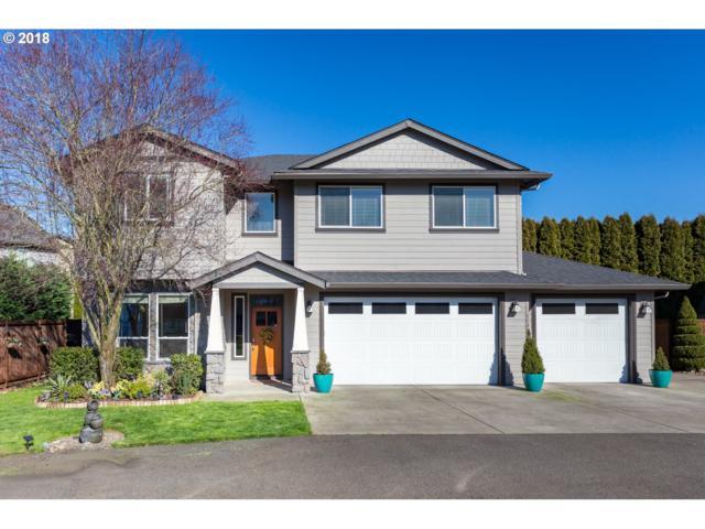11306 NE 107TH Cir, Vancouver, WA 98662 (MLS #18558922) :: The Dale Chumbley Group