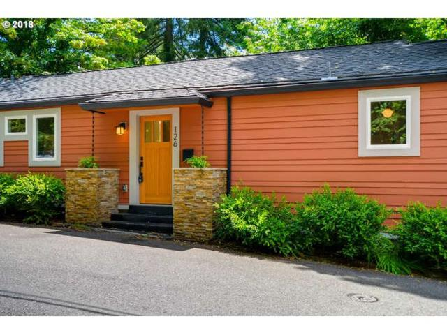 126 NW Maywood Dr, Portland, OR 97210 (MLS #18559181) :: Hatch Homes Group