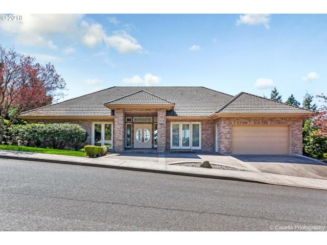 3040 NW Chapin Dr, Portland, OR 97229 (MLS #18559201) :: The Dale Chumbley Group