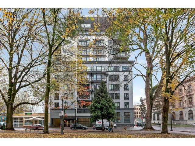 300 NW 8TH Ave #509, Portland, OR 97209 (MLS #18560171) :: Cano Real Estate