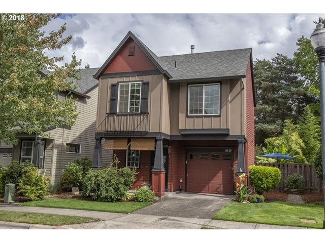 6070 SW Fountain Grove Ter, Beaverton, OR 97078 (MLS #18561381) :: Fox Real Estate Group
